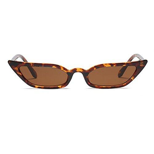 C3 Hzjundasi Color à Eye Lunettes Vintage de soleil de Candy Lunettes soleil monture de soleil Cat Lunettes petit Femmes 4B4UPqf