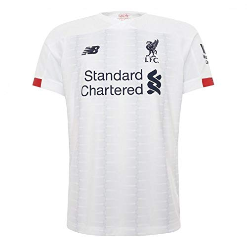 New Balance Liverpool Away Football Shirt 2019/20 - Liverpool Authentic Jersey