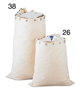 Charnstrom 26 H x 23 W Inches Canvas Mailbag (26)