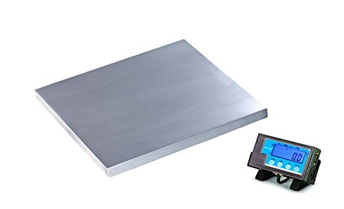 Salter Brecknell PS-500 Floor Scale 22