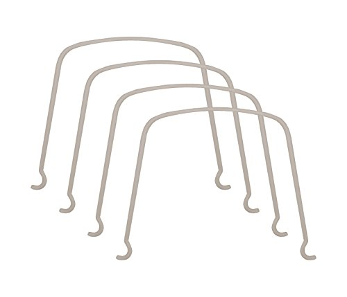 Large Product Image of YouCopia StoreMore Bakeware Rack Extra Wire Dividers, Set of 4