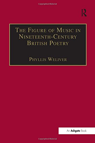 The Figure of Music in Nineteenth-Century British Poetry (Music in Nineteenth-Century Britain)