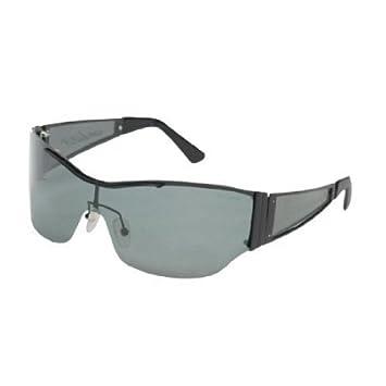 Los conductores de coches Hombre Uni Lente Negro Semi Lamer Amplia Brazo gafas de sol polarizadas