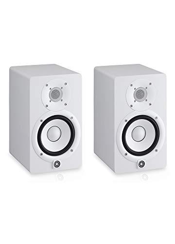 YAMAHA HS5 W – paar luidsprekers NEAR FIELD tweevoudig met bassysteem REFLEX 2-weg wit