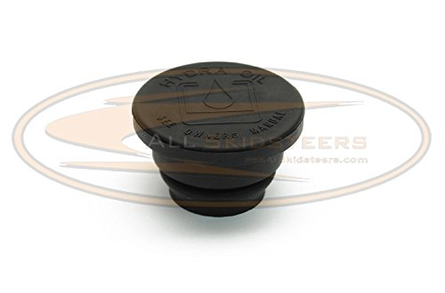 Engine Oil Fill Cap for Bobcat Skid Steers | Replaces OEM # 6703736 by All Skidsteers