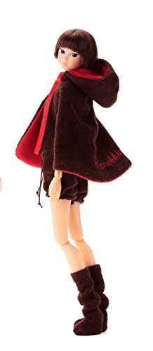 momoko DOLL Wake-Up WUDsp Monchhichi Hood Cape New (How To Dress As A Pirate)