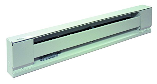 TPI G2913084S 2900S Series Electric Baseboard - Stainless Steel Element Convection Heater, Single Phase, 277 V, 84
