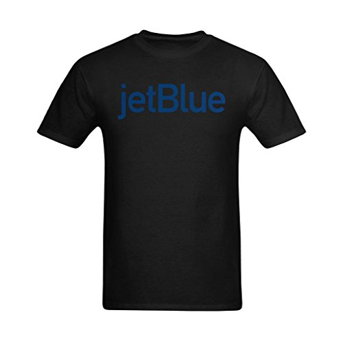 youranli-mens-jetblue-airlines-blue-logo-t-shirt-medium