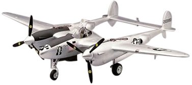 P-38 Lightning Model Airplane - 2