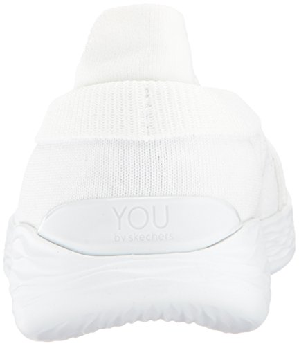 Skechers Damen Sie ein Slip-On-Schuh Weiß