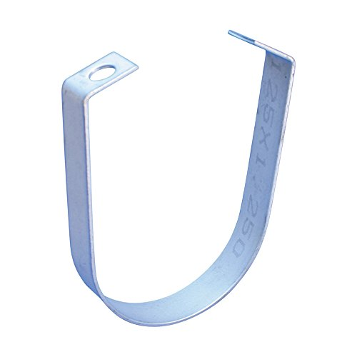 105 Stainless Steel Loop Hanger, S304, 8'' Pipe, 8.625'' OD, 3/4'' Rod by Caddy