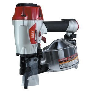 Max CN565S3 Supersider Siding Coil Nailer, by Max USA Corp