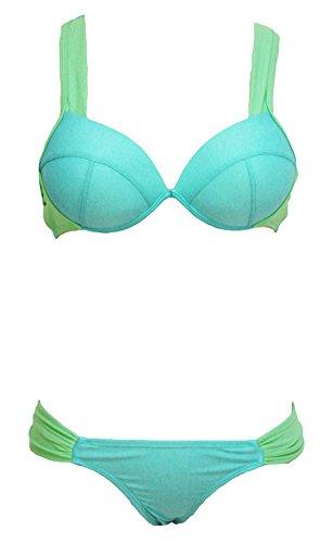 Love L - Top de bikini - para mujer Bleu - Bleu