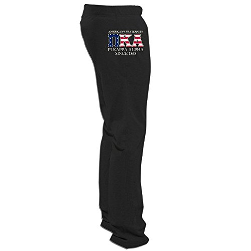 Price comparison product image Juice Forus Men's Pi Alpha Kappa Running Pants Black XXL