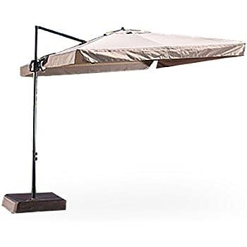 Amazon Com Garden Winds Square Offset Umbrella