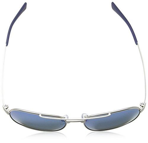 Matt Rival Blue Homme Palladium Frame Mirror de Lunette Rectangulaire Police Lens soleil 1 S8952 wW8fBAIqP