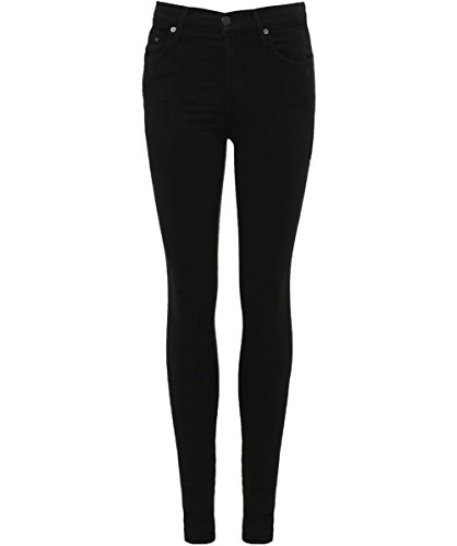 Citizens of Humanity Women's High Rise Rocket Skinny Jeans 26 Black