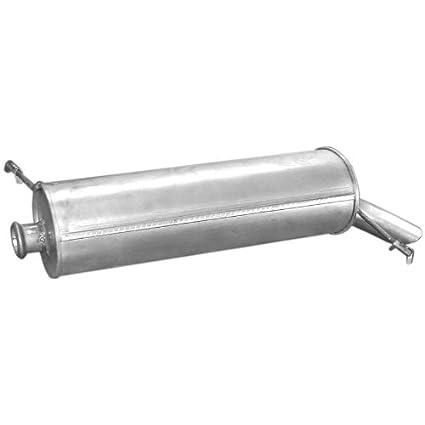 Citroen C5 2.0 HDI TD – Silenciador trasero Tubo de escape