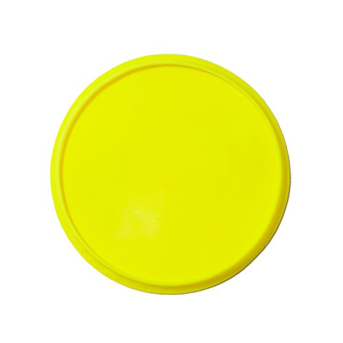 Flying Dog Frisbee by Forty Sycamore | Lightweight and Durable Materials Perfect for ALL Dog Breeds and Pets | Interactive Flying Disc for ALL Size Pups