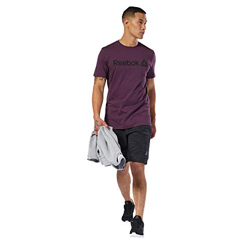 Urban Ss19 T Violet Qqr Linear Reebok shirt Xw8PXq