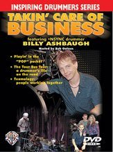 Inspiring Drummers Series Takin' Care of Business (Inspiring Drummers Series)