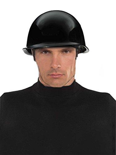 Forum Novelties Adult Black Plastic Bad Biker SWAT