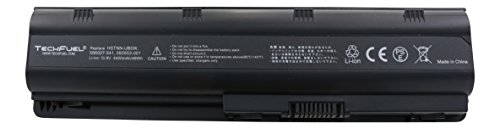 103tu Laptop Battery - TechFuel Battery for Compaq Presario CQ43-103TU - Professional Performance Laptop Battery (6-cell/4400mAh/48Wh)