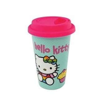 Hello Kitty En Voyage Mug Avec Isotherme Tasse Céramique De xBoQdCeEWr