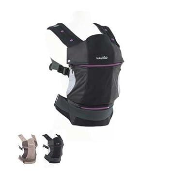 Babymoov Black baby carrier France 3 positions slings Backpacks ... e49898d5bbb