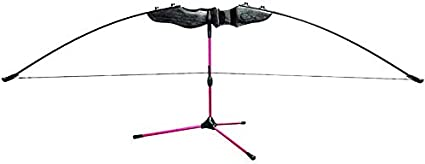 1 Piece Archery Recurve Bowstand Bow Stand Short Metal Construction