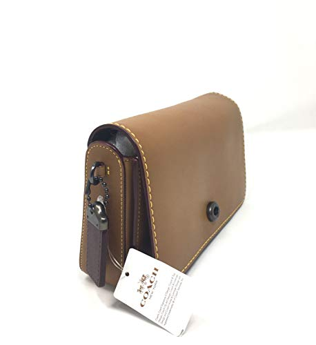 Saddle BP Glovetanned Coach Dinky leather in Light qInTSTYwHx