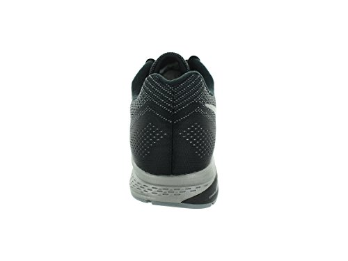 Nike NIKE ZOOM STRUCTURE 18 FLASH BLACK/BLACK/PWTRGY/(WHITE)