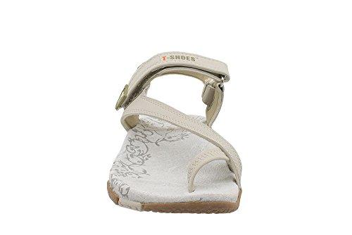 TS085 Shoes Sandalias Coimbra Beige T Mujer xO0PqEv
