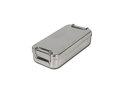 Gima S.P.A 26668 caja con mango de acero inoxidable, 18 cm x ...