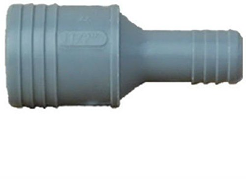 Genova Products 2X1-1/2 Poly Coupling (Pack Of 5) 35012 Insert Fittings Nylon & Poly