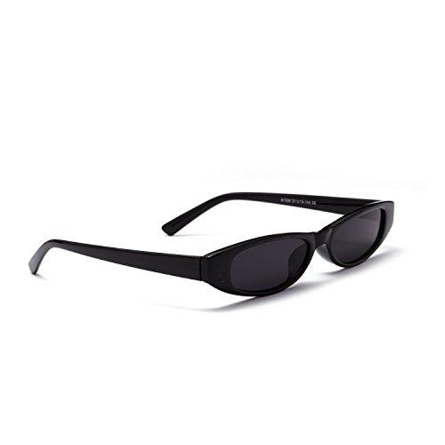 Polarizado Redondo Unisex Vintage metálico Aire Sunglasses inspirado Gafas Portección UV400 de Libre Sol al Clásico polarizadas qA8x4PS