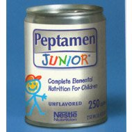 Peptamen Junior 250 ml Cans, 24/cs (202.8 oz/cs) by Peptamen Junior