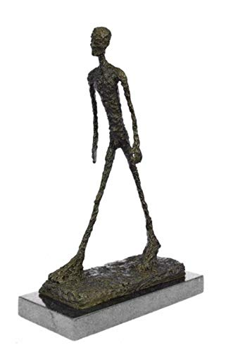 Fascinating GIA DALI Stuck Big Man Walking Bronze Sculpture for sale  Delivered anywhere in Canada