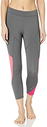 Mission Women's VaporActive Radiate Cropped Yoga Leggings