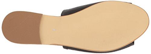 Black Slide Women's Laundry Sandal Leather Kristin Cavallari Chinese Bahiti TY8twq