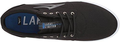 Textile Black Mens Lakai Footwear Limited Griffin qwFA0