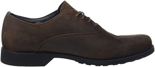 Lacets Homme brown Waterproof À Fitchburg Timberland Marron Chaussures AqZwgxp