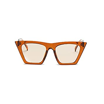 Burenqi@@ Gafas de Sol de Moda Mujer Hombre Diseñador Marca ...