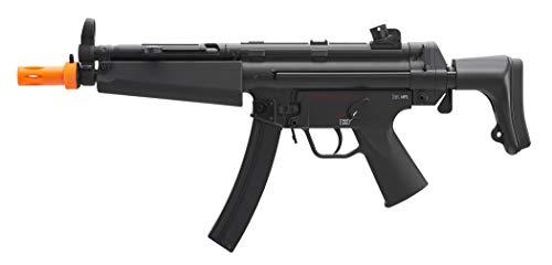 HK Heckler & Koch MP5 AEG Automatic 6mm BB Rifle Airsoft Gun, MP5 Competition Kit (Gun Mp5 Full Airsoft Metal)