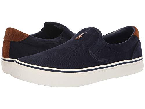 [Polo Ralph Lauren(ポロラルフローレン)] メンズカジュアルシューズ?スニーカー?靴 Thompson Ralph Lauren Navy 7 (25.5cm) D - Medium