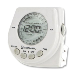 Intermatic Digital Lamp Timer
