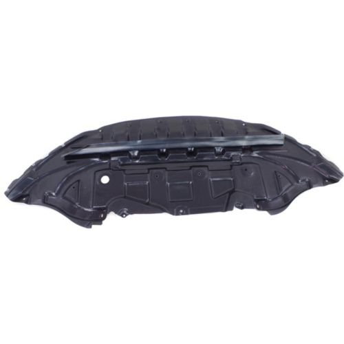 Mustang Gt Auto - Make Auto Parts Manufacturing Under Cover Stone Deflector Engine Splash Shield For Mustang 2013-2014 Base/(GT-w/o California Edition) Models - FO1228130