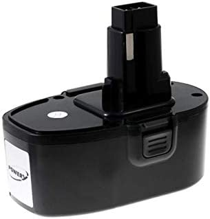 Batería para Würth Sierra caladora STP18-A, 18V, NiCd: Amazon.es ...