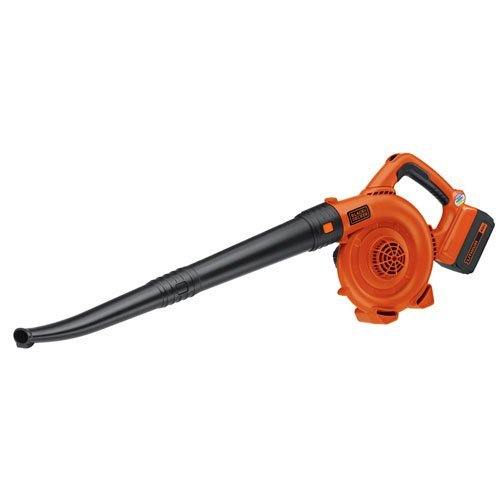 BLACK DECKER LSW36 Lithium Sweeper, 40-Volt Renewed