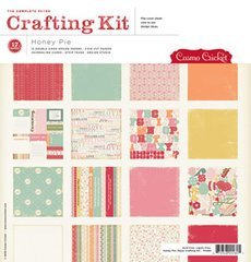 Cosmo Cricket The Complete Paper Crafting Kit, Honey Pie